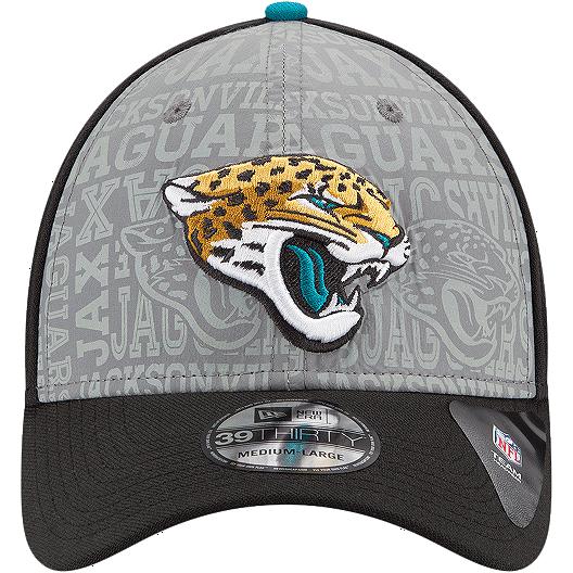 online store 86887 0dd81 Jacksonville Jaguars 39THIRTY® Reflective Draft Cap - Black