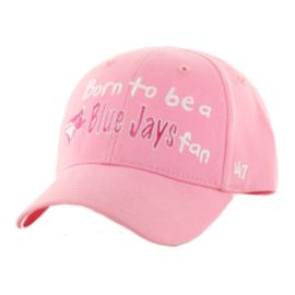 Toronto Blue Jays Baby Little Fan Pink Hat