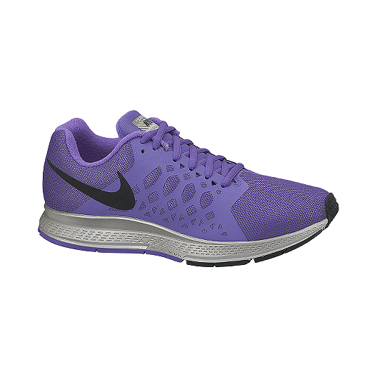 buy popular 2a59e 8b3ac Nike Women s Zoom Pegasus 31 Flash Running Shoes - Purple Silver Black    Sport Chek