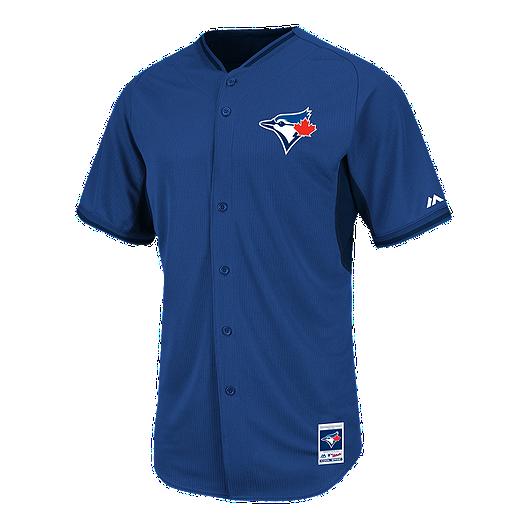 purchase cheap 02853 1208d Toronto Blue Jays Batting Practice Blue Jersey | Sport Chek