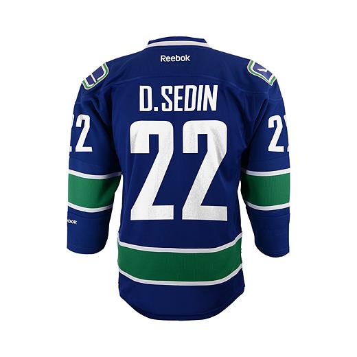 best website b5537 8b5bb Vancouver Canucks Kids' Daniel Sedin Home Hockey Jersey ...