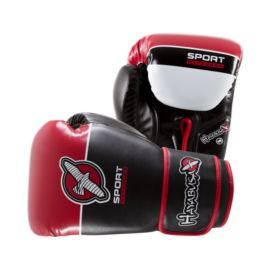 Hayabusa Sport 16oz. Training Gloves - Red