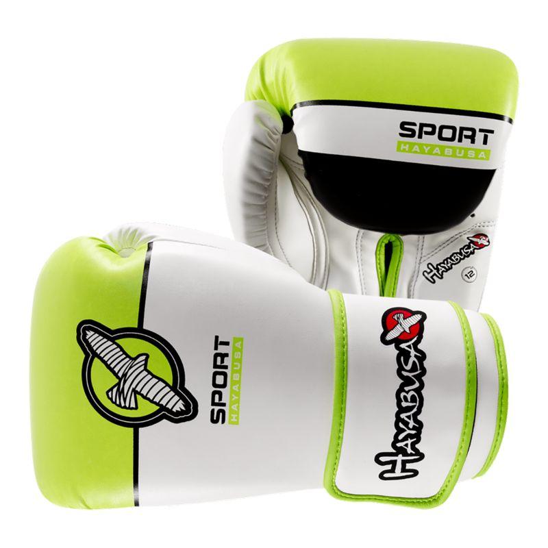 Hayabusa Sport 12oz. Training Gloves - Green