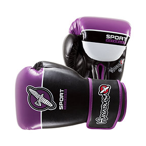 Hayabusa Sport 12oz. Training Gloves - Purple