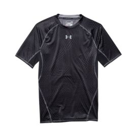 Under Armour Heatgear Armour Compression Printed Men's Short Sleeve Top