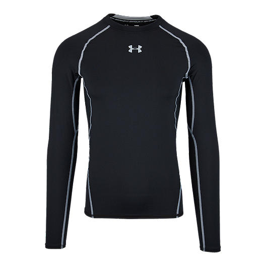 38b61508 Under Armour Heatgear Armour Compression Men's Long Sleeve Top | Sport Chek