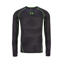 Under Armour Compression Men's Printed Long Sleeve Top