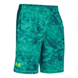 Under Armour Raid Men's Printed 10 Inch Shorts