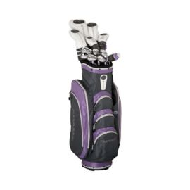 Adams Super S Women's Golf Set - Lavender