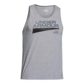 Under Armour Triblend Graphic Men's Tank  Top