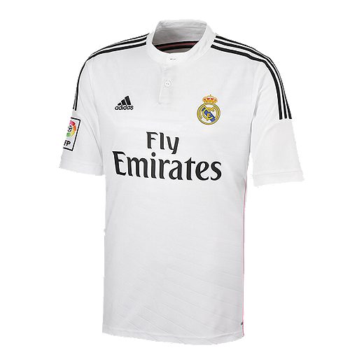 9c0ed5da79c Real Madrid Home Jersey - WHITE