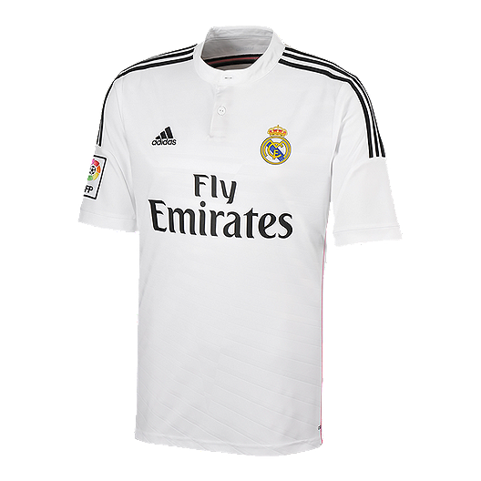 dba72fde9e5 Real Madrid Home Jersey
