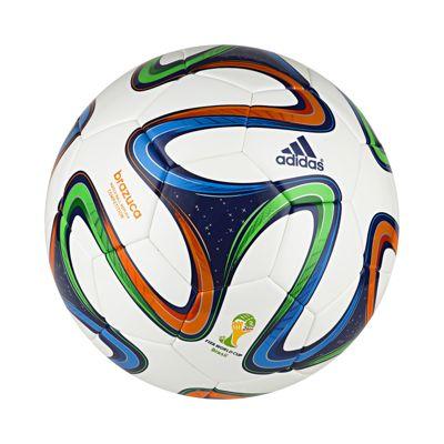 adidas Brazuca World Cup 2014 Competition Soccer Ball
