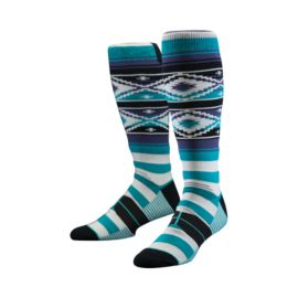 Stance Neon Navajo Women's Wool Socks