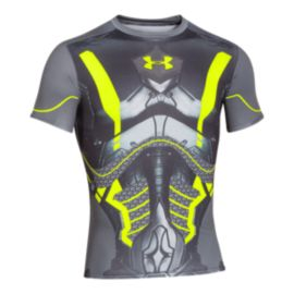 Under Armour HeatGear® Armour Future Warrior Men's Compression Top