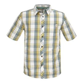 McKINLEY Daraga Men's Short Sleeve Plaid Shirt