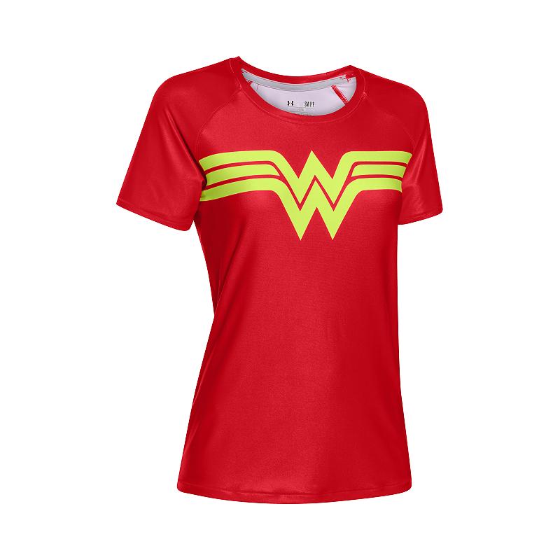 6855e487 Under Armour® Alter Ego HeatGear® Sonic Wonder Women's T-Shirt   Sport Chek