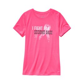 Under Armour Power In Pink®  Check Yourself Women's T-Shirt