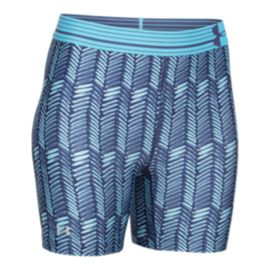 Under Armour Armour Novelty All-Over Print Women's Mid Shorts