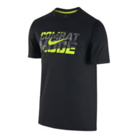 Nike Combat Mode Men's Short Sleeve T-Shirt