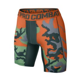 "Nike Pro Combat Hypercool Compression Woodland Men's 6"" Short"