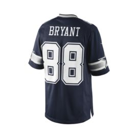 Dallas Cowboys Dez Bryant Limited Team Navy Football Jersey