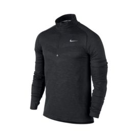Nike Dri-FIT Knit Men's Half-Zip Long Sleeve Top