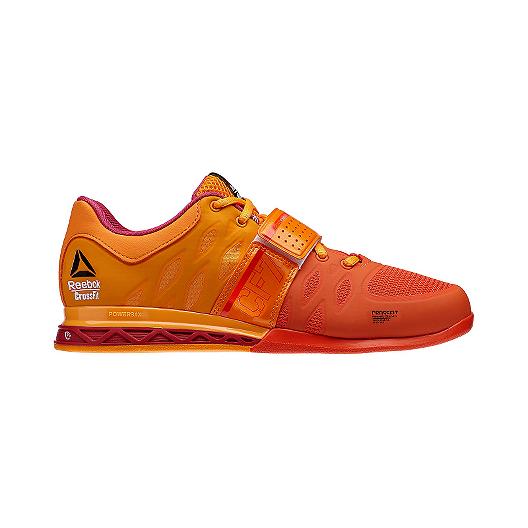 359358eca80 Reebok Women s CrossFit Lifter 2.0 Weightlifting Shoes - Orange ...