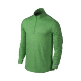 Nike Element Run Stripe 1/2 Zip Men's Top