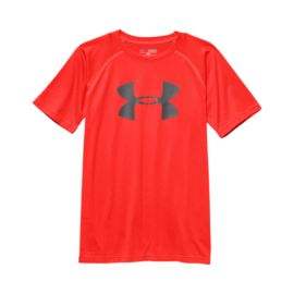 Under Armour Big Logo Printed Kids' T Shirt