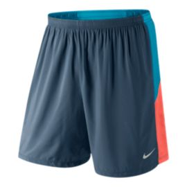 Nike 7 Inch Pursuit Two-in-One Men's Running Shorts
