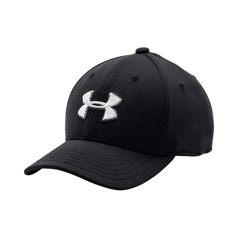 fbe8d067d76 Under Armour Boys  Blitzing II Stretch Fit Hat