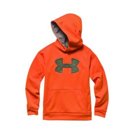 Under Armour Storm Armour&reg&#x3b; Fleece Big Logo Kids' Hoody