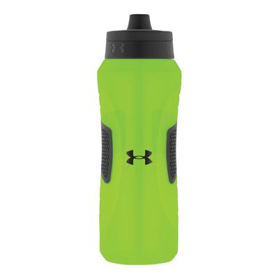 Under Armour 940 ml Squeeze Water Bottle - Green