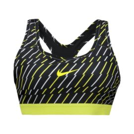 Nike Pro Classic Bolt Women's All Over Print Bra