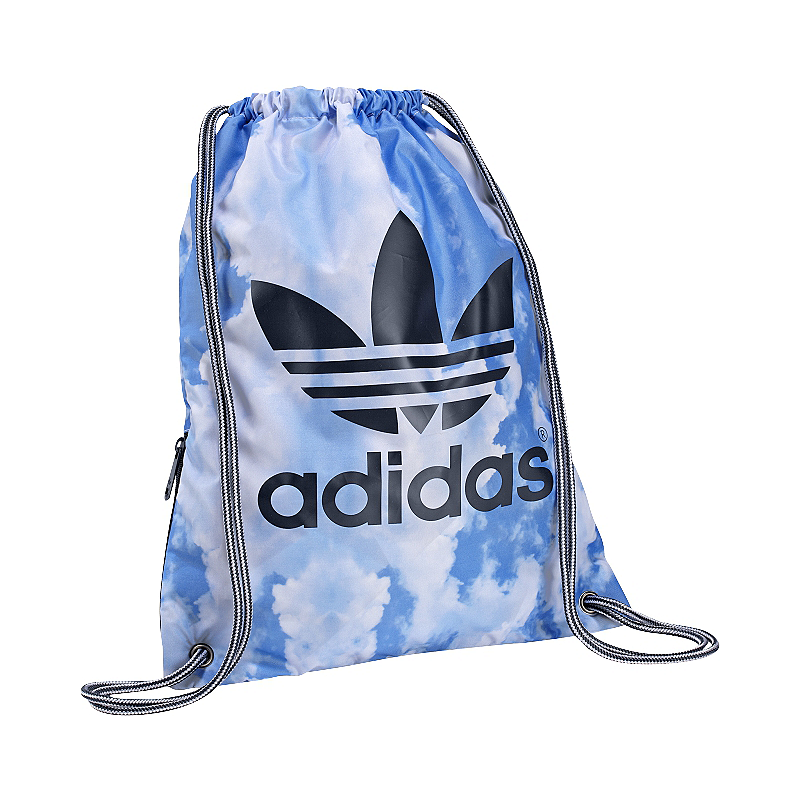 8c10736fffd3 adidas Original Clouds Gymsack Shoulder Bag