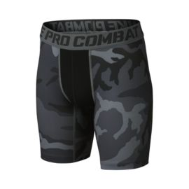 Nikes Pro Combat Core Compression Fitted Kids' Graphic Short
