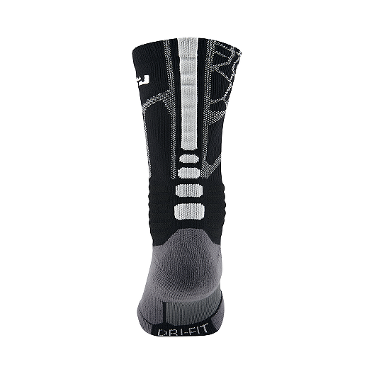 finest selection 9f00d a8d96 Nike Lebron Hyperelite Large Basketball Men s Crew Sock