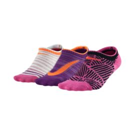 Nike Graphic No Show Kids' Sock 3-Pair Pack