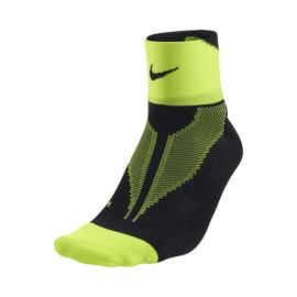 Nike Elite Run Men's Lightweight Quarter Sock