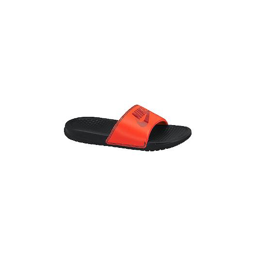 d6047a602 Nike Benassi JDI Kids  Grade-School Sandals