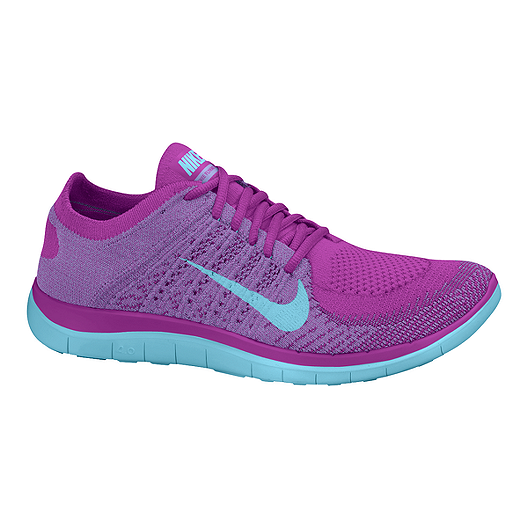 wholesale dealer ccc19 bccc4 Nike Free 4.0 FlyKnit Women's Running Shoes | Sport Chek