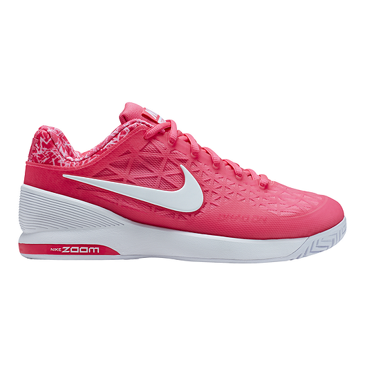 the best attitude 3e299 c0e9f Nike Women s Air Max Cage Tennis Shoes - Pink White   Sport Chek