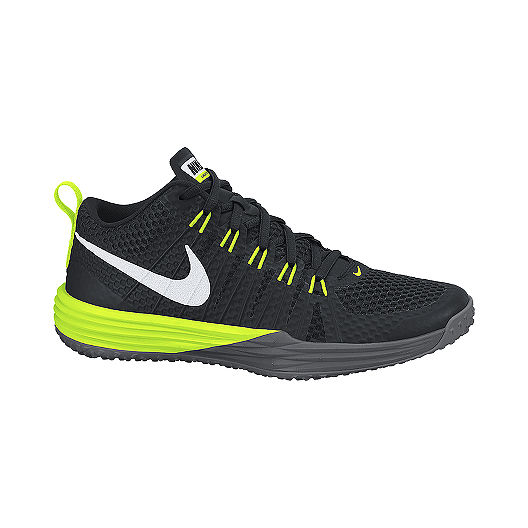 70ed31ad1f004 Nike Men s Lunar TR1 Training Shoes - Black Volt Green. (0). View  Description