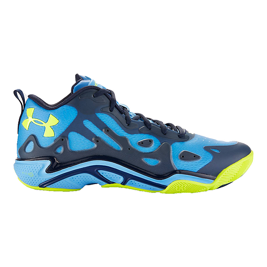 buy online 5b180 d0c58 Under Armour Micro G Anatomix Spawn 2 Low Men s Basketball Shoes   Sport  Chek