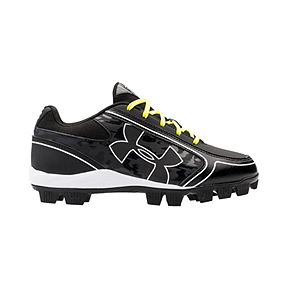 640dfd01c24 Under Armour Women s Glyde RM Softball Low Cleats - Black White