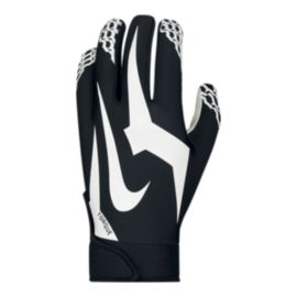 Nike Torque Black/White Football Glove