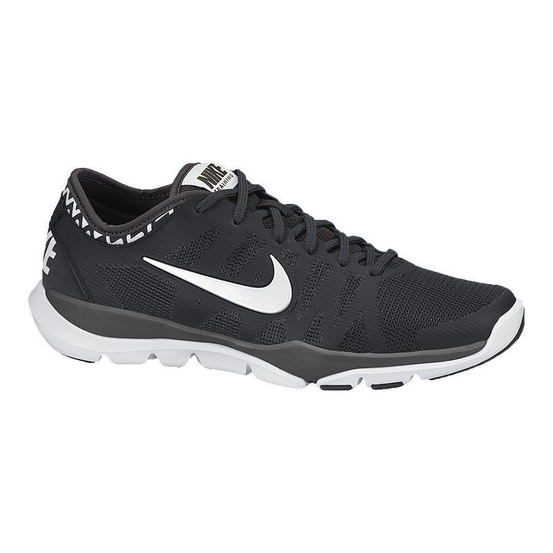 Analista Arco iris Relativamente  Nike Women's Flex Supreme TR 3 Training Shoes - Black/White   Sport Chek