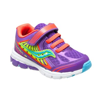 Saucony Baby Kinvara 5 Toddler Girls Athletic Shoes