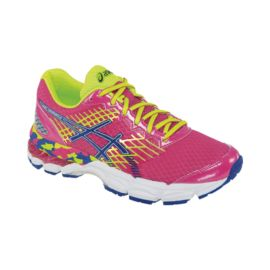 ASICS Gel Nimbus 17 Grade-School Girl's Running Shoes